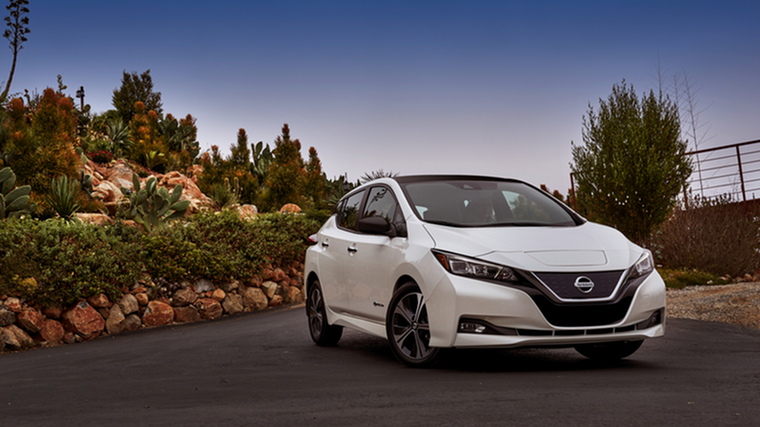 New Nissan Leaf to launch in NZ