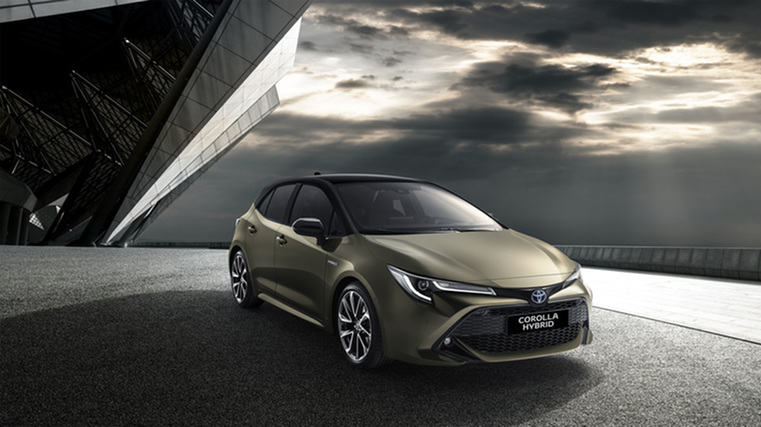 The next Corolla Hatch revealed