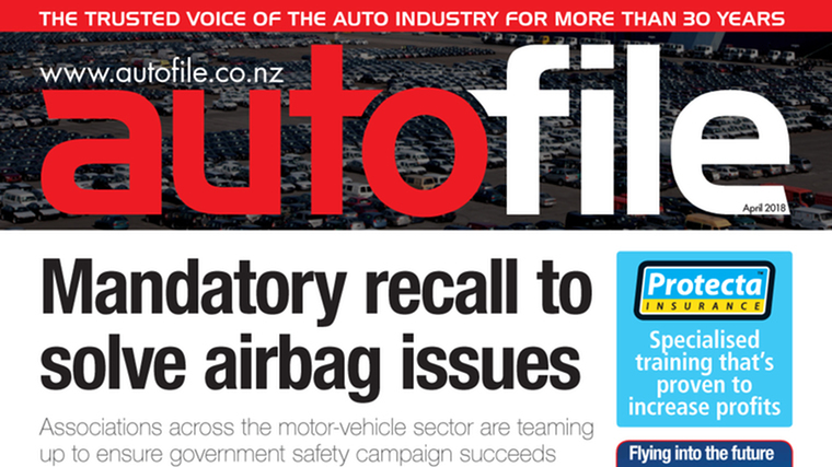 Autofile: April issue is out now