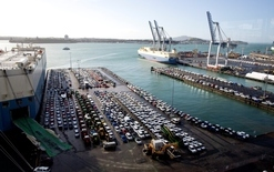 Auckland wins Best Port in Oceania