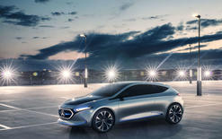 Mercedes to build Tesla-rivaling EV