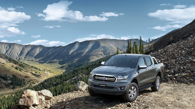 Introducing the 2019 Ford Ranger
