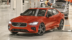 Volvo launch the new S60