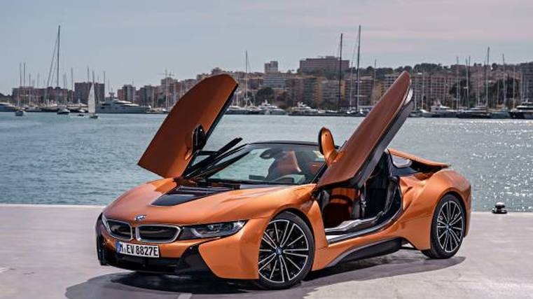 Pricing announced for BMW i8