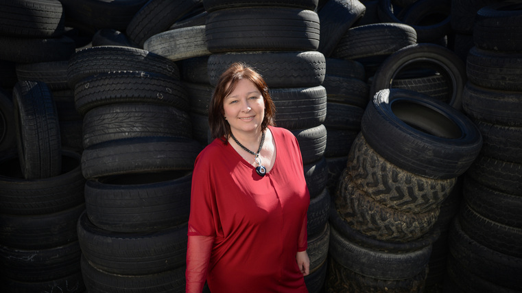 Tackling NZ's waste tyre issue