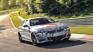 BMW shows off new 3 series