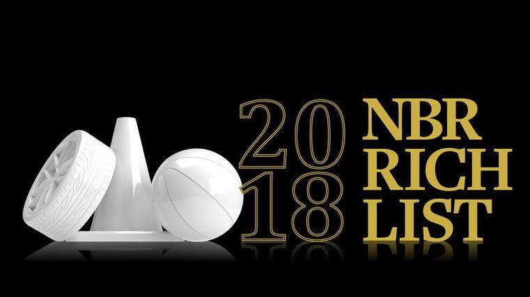 NBR Rich List released