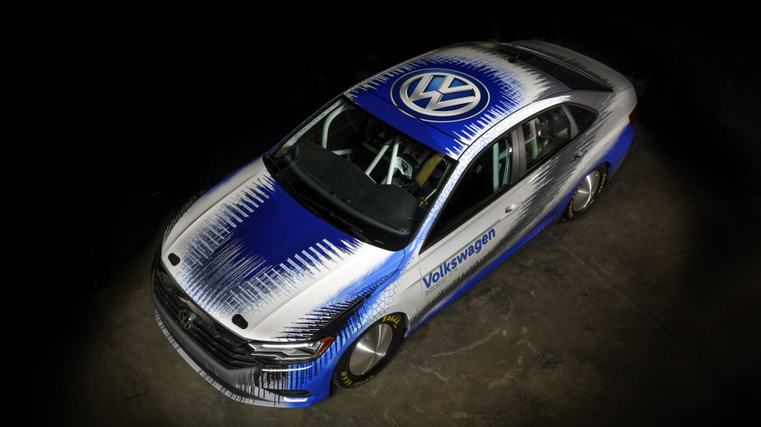 VW aims to break speed record