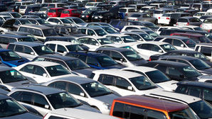 Vehicles and parts sales up
