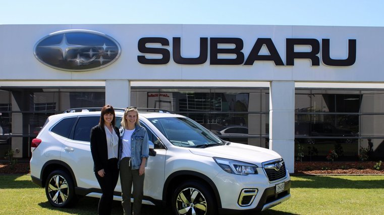 Matilda Rice joins Subaru NZ