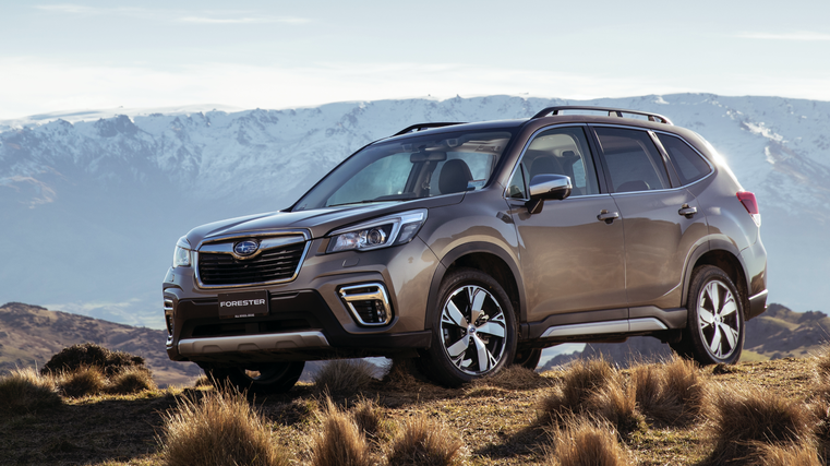 Subaru Forester a winner