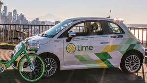 Lime to launch EV service