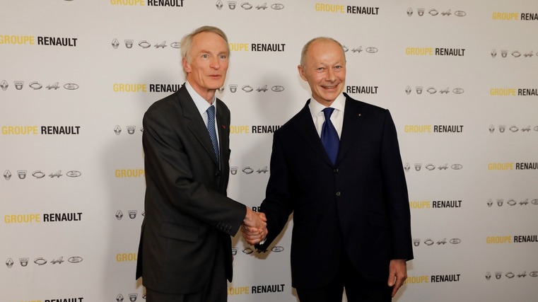 Renault appoints new leaders
