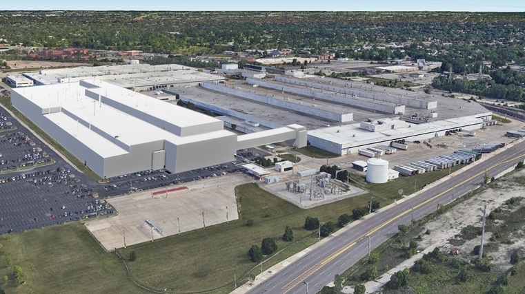 FCA to build $6.5b new plant