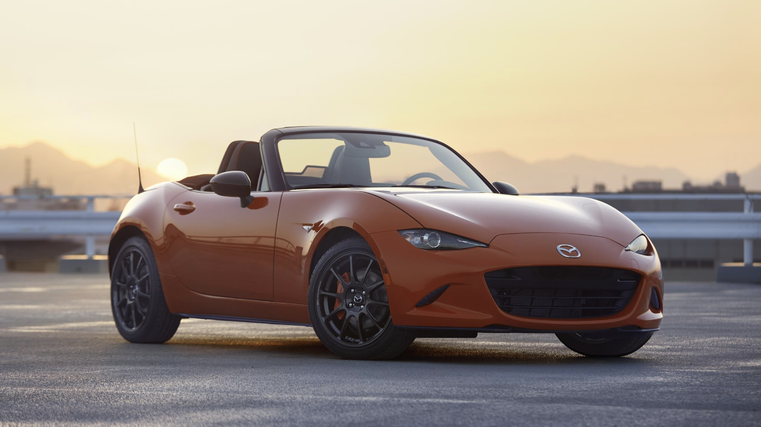 Limited edition MX-5 revealed