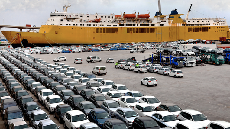 Slow start for used-import sales