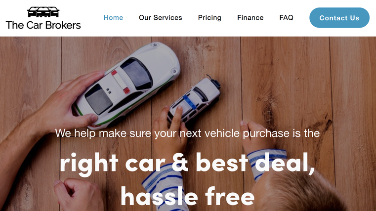 Car Buying Service Launched