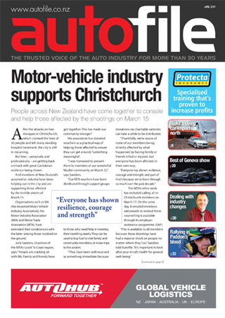 April issue: Standing with Christchurch