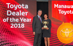 Manawatu wins top dealership
