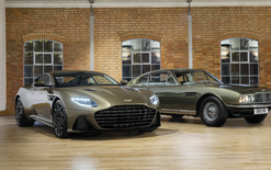 Bond-inspired Superleggera