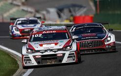 Shepherd secures top TCR seats