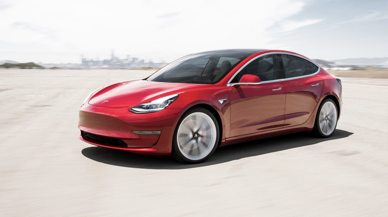 Tesla Model 3 available to order in NZ