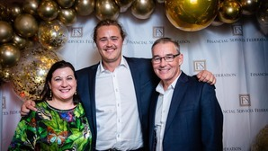 Night of celebration for financial services industry