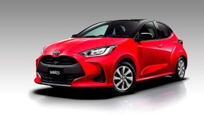 World premiere of all-new Yaris
