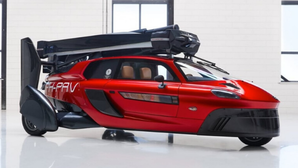 World's first car that can 'fly and drive'