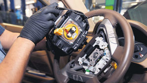 Takata airbag searches pass 10m milestone