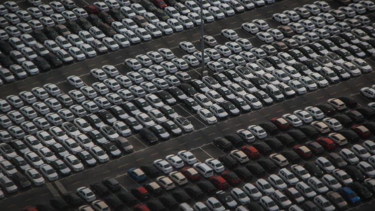 Vehicle imports nosedive