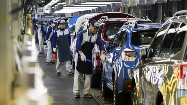 Sales of Japanese cars plunge