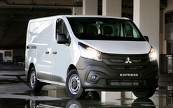 Express deliveries loom for Mitsubishi