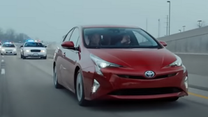 Toyota makes perfect getaway