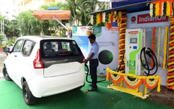 Push for EV chargers at every petrol station