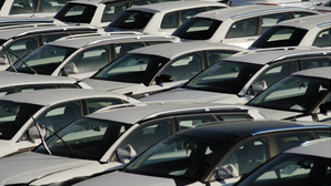 Car sales in Europe take dive
