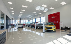 Kia franchise doubles operation