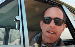 Seinfeld in Fast & Furious mash-up
