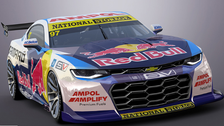 Chevrolet joins Supercars for 2022