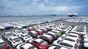 Used-car imports nosedive